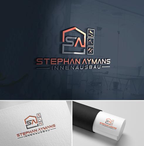 Unternehmen für Innenausbau sucht Logo-Design