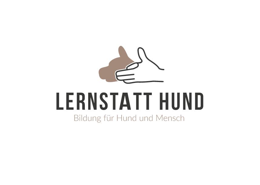 Aussergewöhnliche Hundeschule braucht ein stilvolles Logo