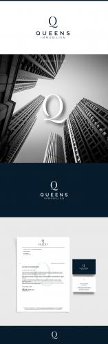 Corporate Design für Immobilienvermittlung