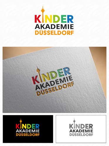 Logo-Design für gemeinnützigen Verein Kinderakademie