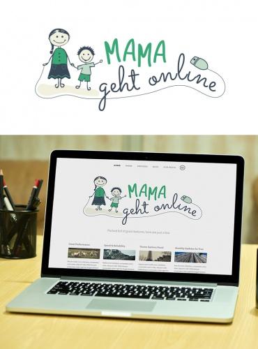 Logo für Familien-Blog