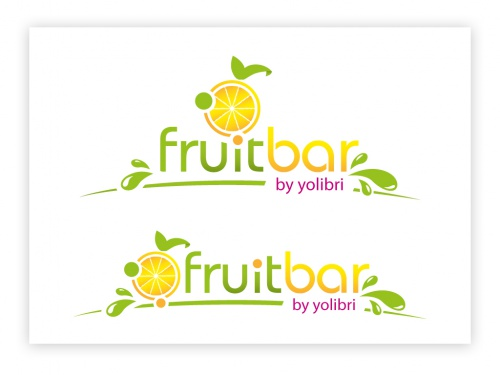 Logo voor het fruit bar in Osnabrück