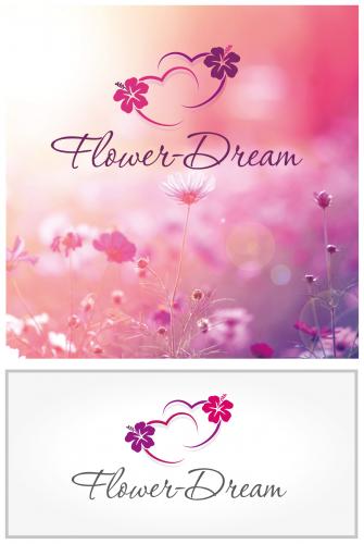 Logo-Design für Florist