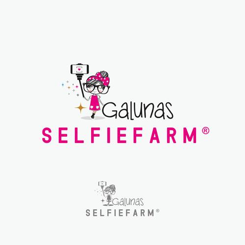 Logo-Design für Selfielocation