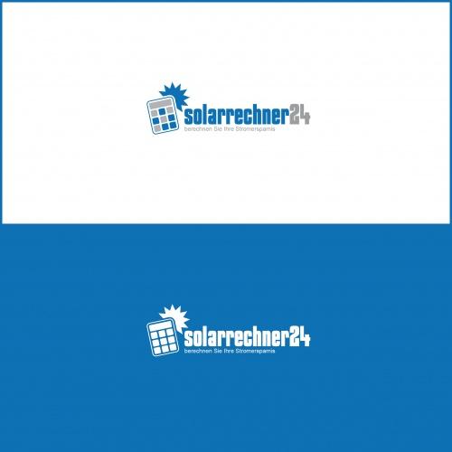 Logo-Design für ein Photovoltaikrechner