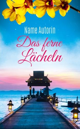 Buch-/E-Book-Cover für Reise- und Liebesroman