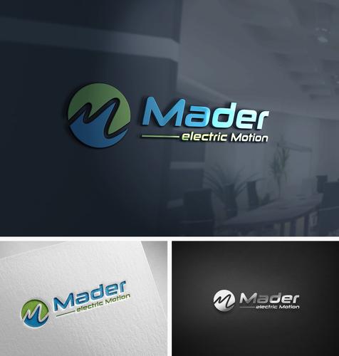 Mader Logo-Design