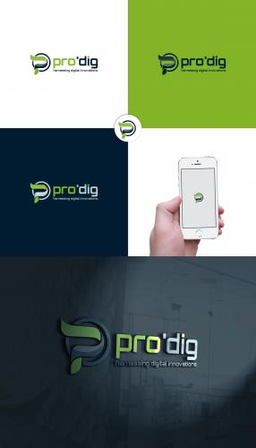 Logo-Design für PRODIG