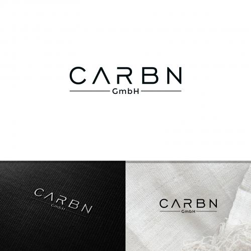 Logo design f r carbn gmbh logo design for Burodesign gmbh logo