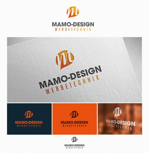 Logo-Design für Werbetechnik/ Design