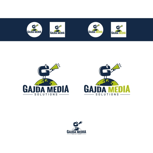 Gajda Media Solutions sucht Logo & Social Media Design