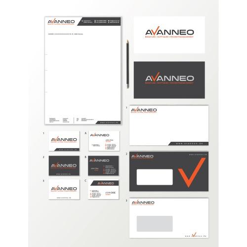 Logo-Design für eine erfolgreiche Zukunft meines Unternehmens Release 2