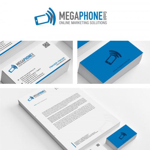 Logodesign für einen Firmennamen