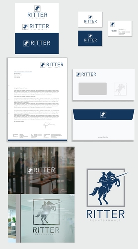 Logo-Design für Rechtsanwalt