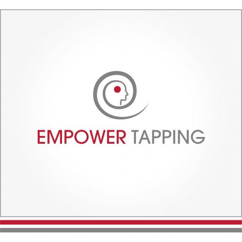 Logo-Design für Coaching zum Thema klopfen