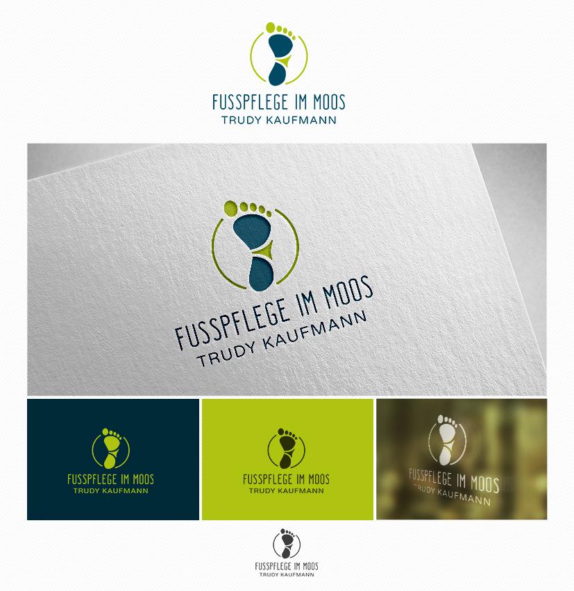Logo Design Für Fusspflege Logo Visitenkarte Designen