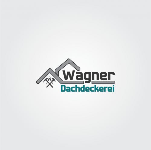 Logo-Design für Dachdeckerbetrieb