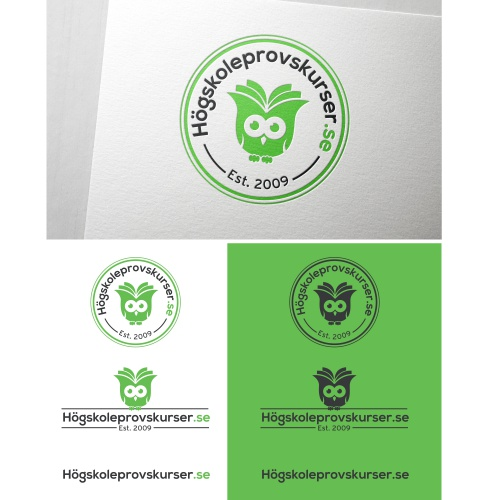 Logo design for education company