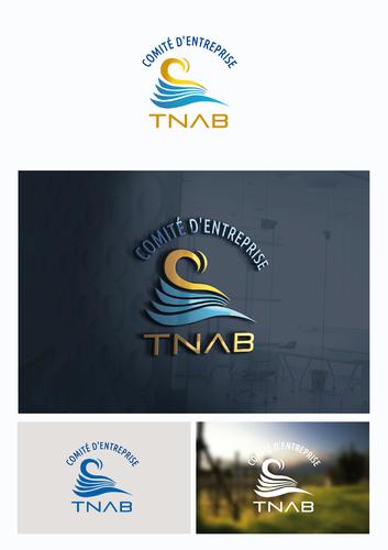 Design de un logo dynamique et moderne pour TNAB
