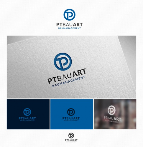 Logo-Design für Bau Firma