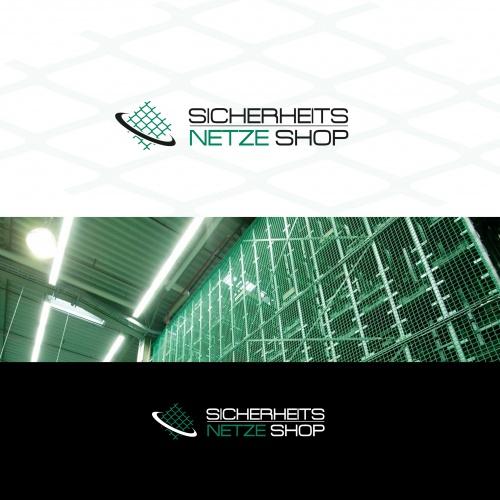 Logo-Design für einen Onlineshop für Sicherheitsnetze