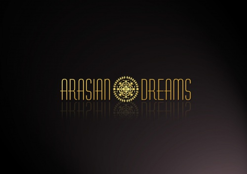 Arasian Dreams streeft Logo Design