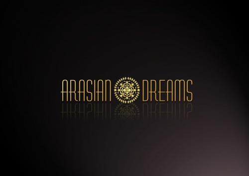 Arasian Dreams streeft Logo Design
