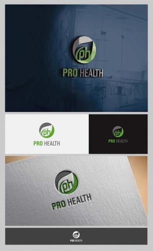 Logo-Design für individuelle und betriebliche Gesundheitsförderung