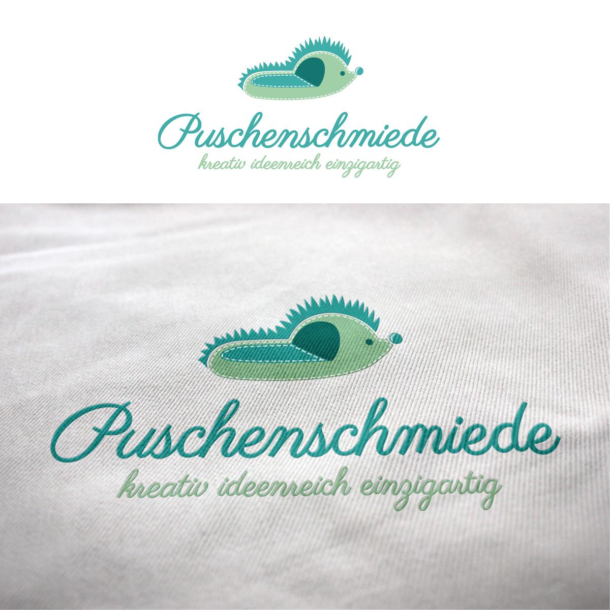 ein Logo für die Puschenschmiede gesucht