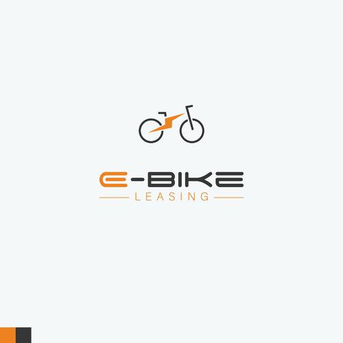 Logo-Design für Leasing/Kauf von E-Bikes