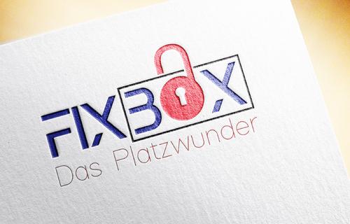 Logo-Design für Self-Storage