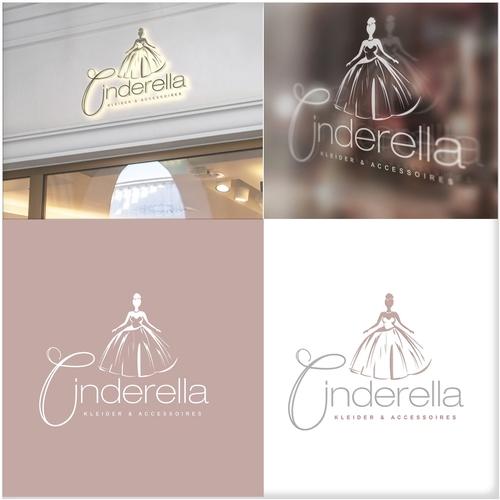 Fachhandelsboutique für Abendmode und passende Accessoires sucht ein an Vintage angelehntes Logo-Design