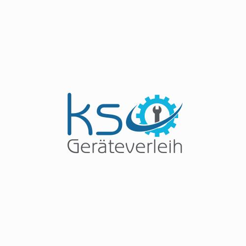 Logo-Design für Verleih/ Vermietung von Geräten