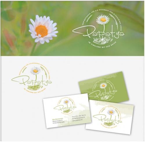 Logo-Design für Fachberaterin für holistische (ganzheitliche) Gesundheit
