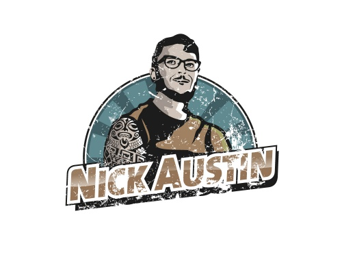 Nick Austin Logo für versch. Anlässe