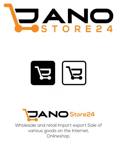 Logo-Design für Groß- und Einzelhandel