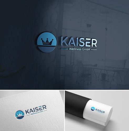 Logo-Design für Vertrieb von Dampfbadtechnik