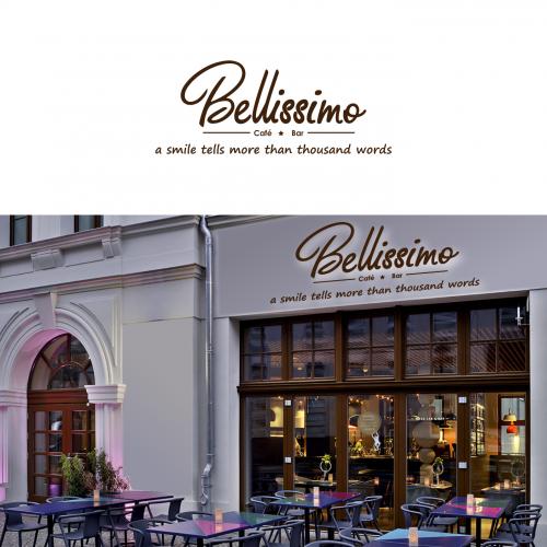Logo-Design für Cafe- Bar