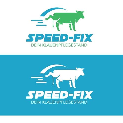 Logo-Design für Klauenpflegestand