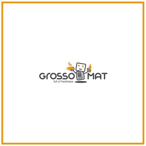 Hochwertiges Logo-Design für Automatenfirma