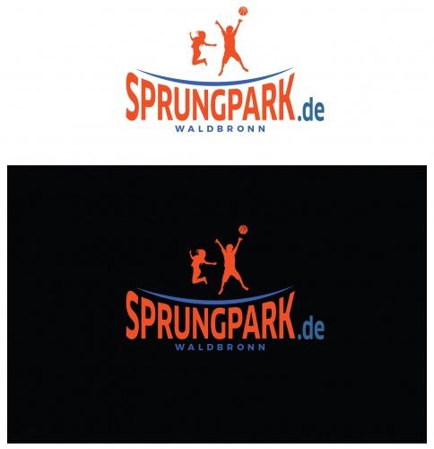 Neues Logo für Trampolin-Halle