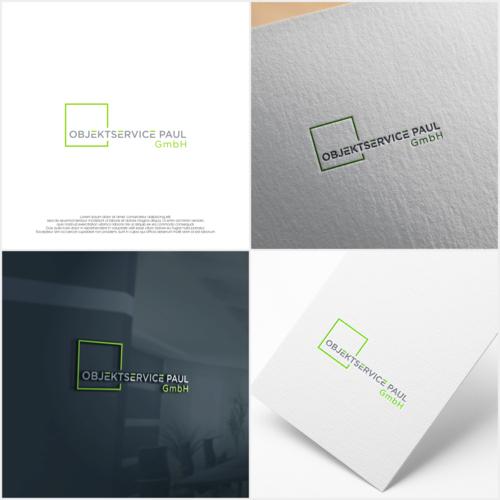 Logo & Visitenkarte für Hausmeisterservice
