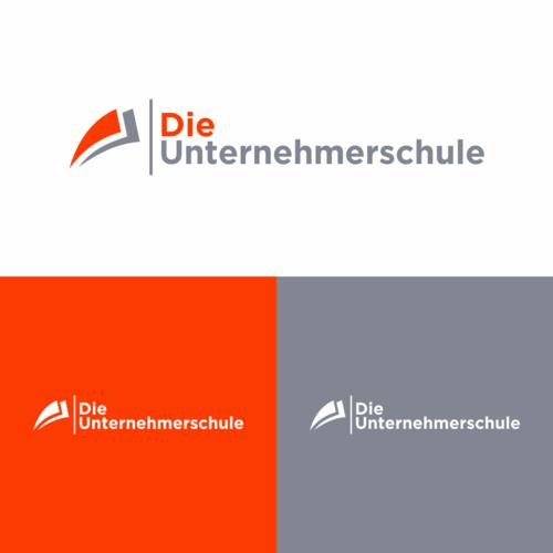 Logo-Design für Die Unternehmerschule