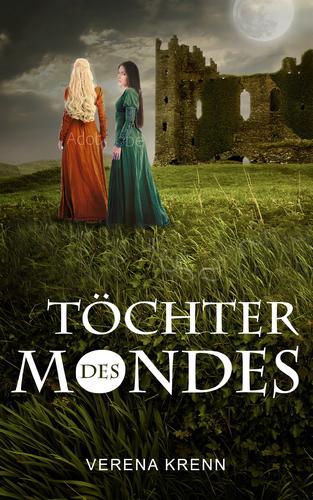 Buch-/E-Book-Cover Töchter des Mondes