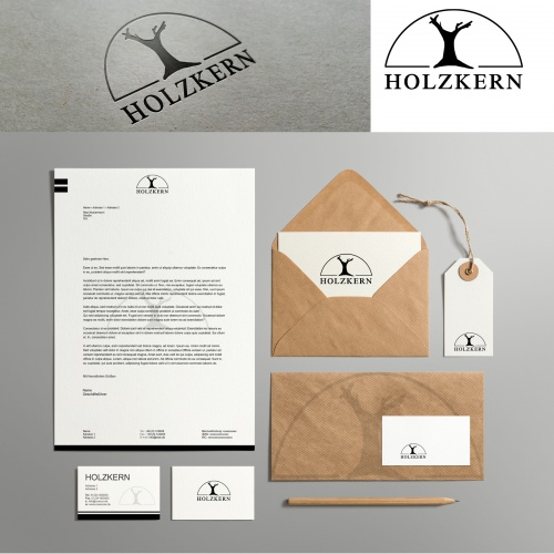 holzdesign firma sucht stilvolles corporate design corporate