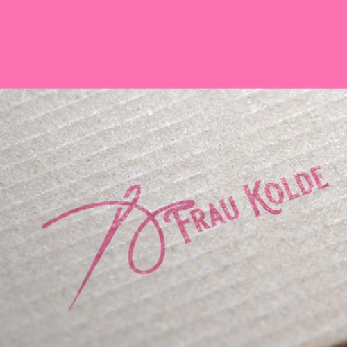 Logo-Design für handgemachte Jeansware