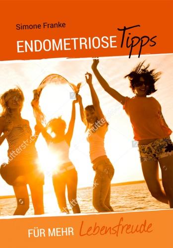 Buch-/E-Book-Cover für Endometriosetipps