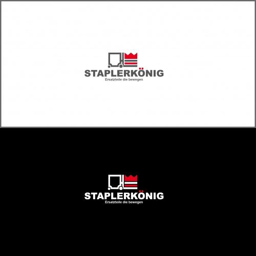 Der STAPLERKÖNIG sucht ein neues Logo