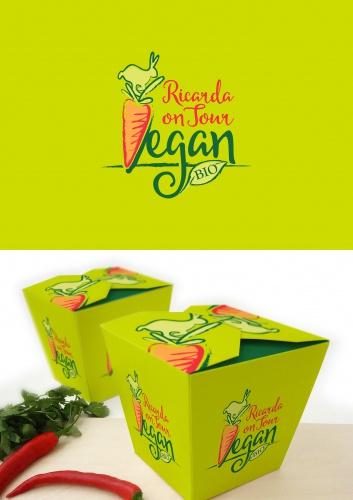 Logo-Design für Ricarda