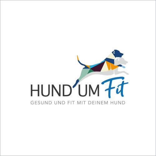 Logo-Design für Blog rund um den Hund